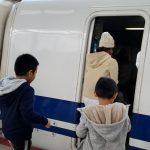 普通電車と新幹線の圧倒的な違い!やっぱりすげー!