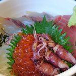 長浜はラーメンだけではない!海鮮丼も美味いのだ♪