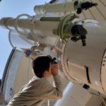 昼間の天体観測!子供たちも楽しめてよかった!